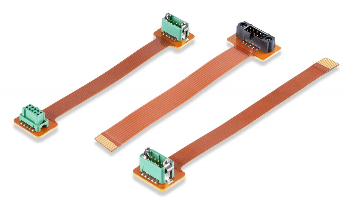 Harwin: connecteurs hi-rel + FPC pour une densité d'empilement de PCB plus élevée.