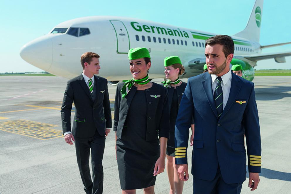 Germania ouvrira une ligne Montpellier-Palma en mai 2017