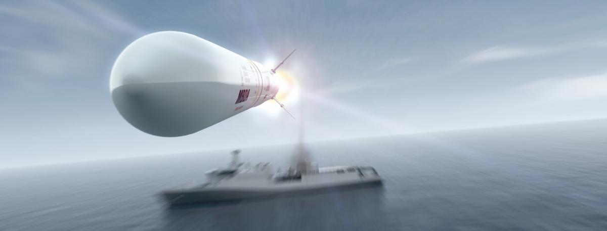 MBDA: Nouveau succès du Sea Ceptor