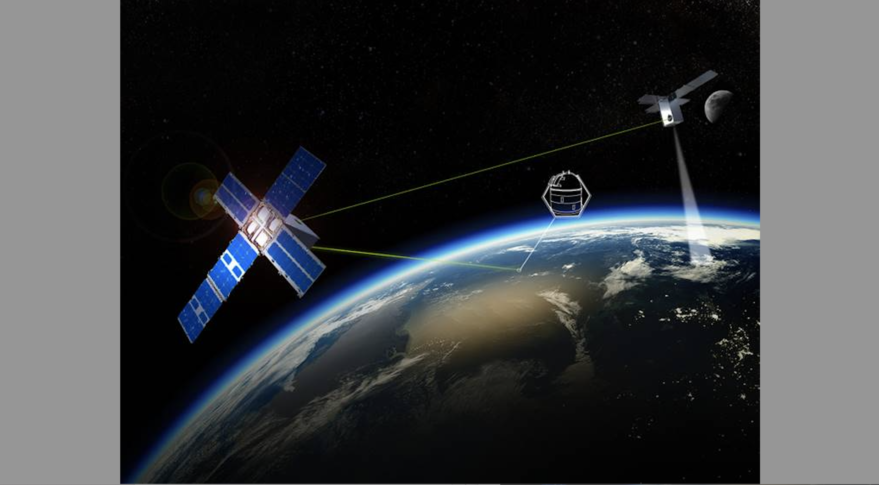Les communications laser drone/satellite de General Atomics