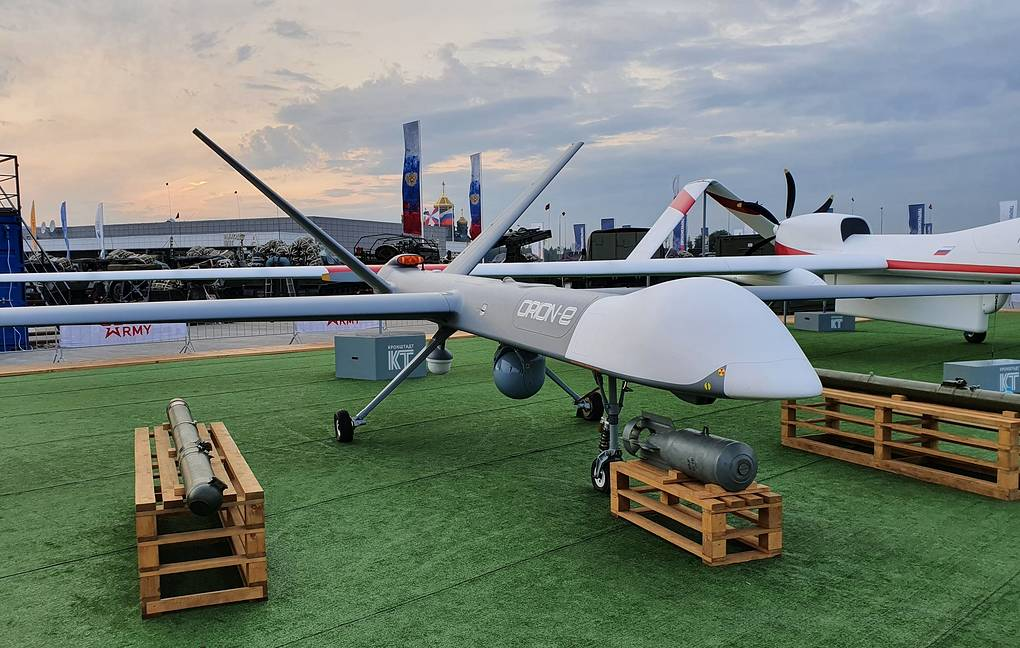 Drones ISR : Moscou cible l'exportation