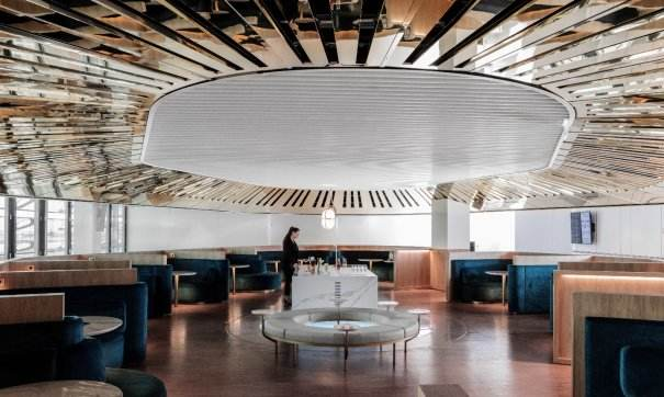 Un nouveau salon Air France au terminal 2E de Roissy