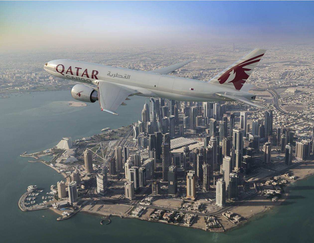 Qatar Airways Cargo expands network