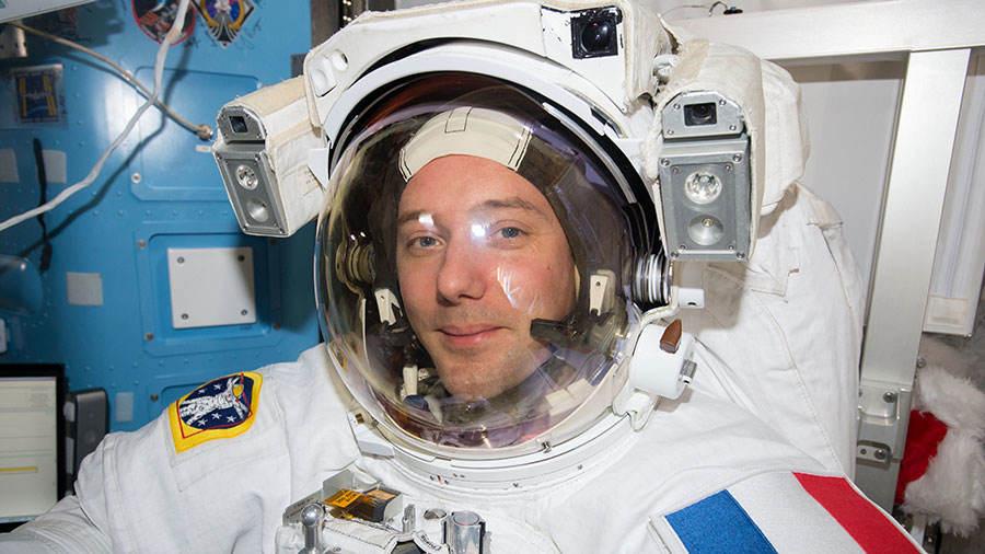 Evénement en direct : Le retour de Thomas Pesquet de l'ISS