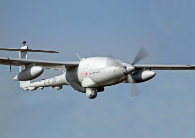 Safran perd un drone tactique Patroller
