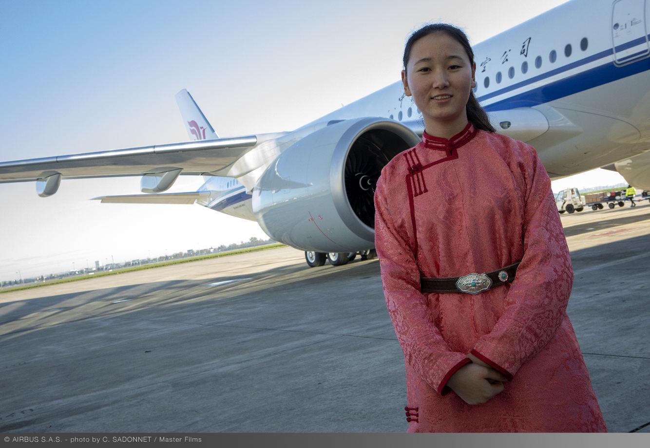 Airbus A350-900 : et de six pour Air China