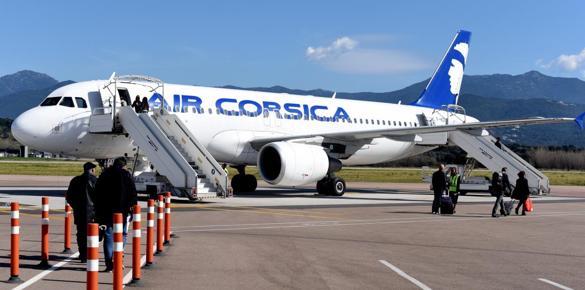 Pour ses trente ans, Air Corsica fait le plein d'invités