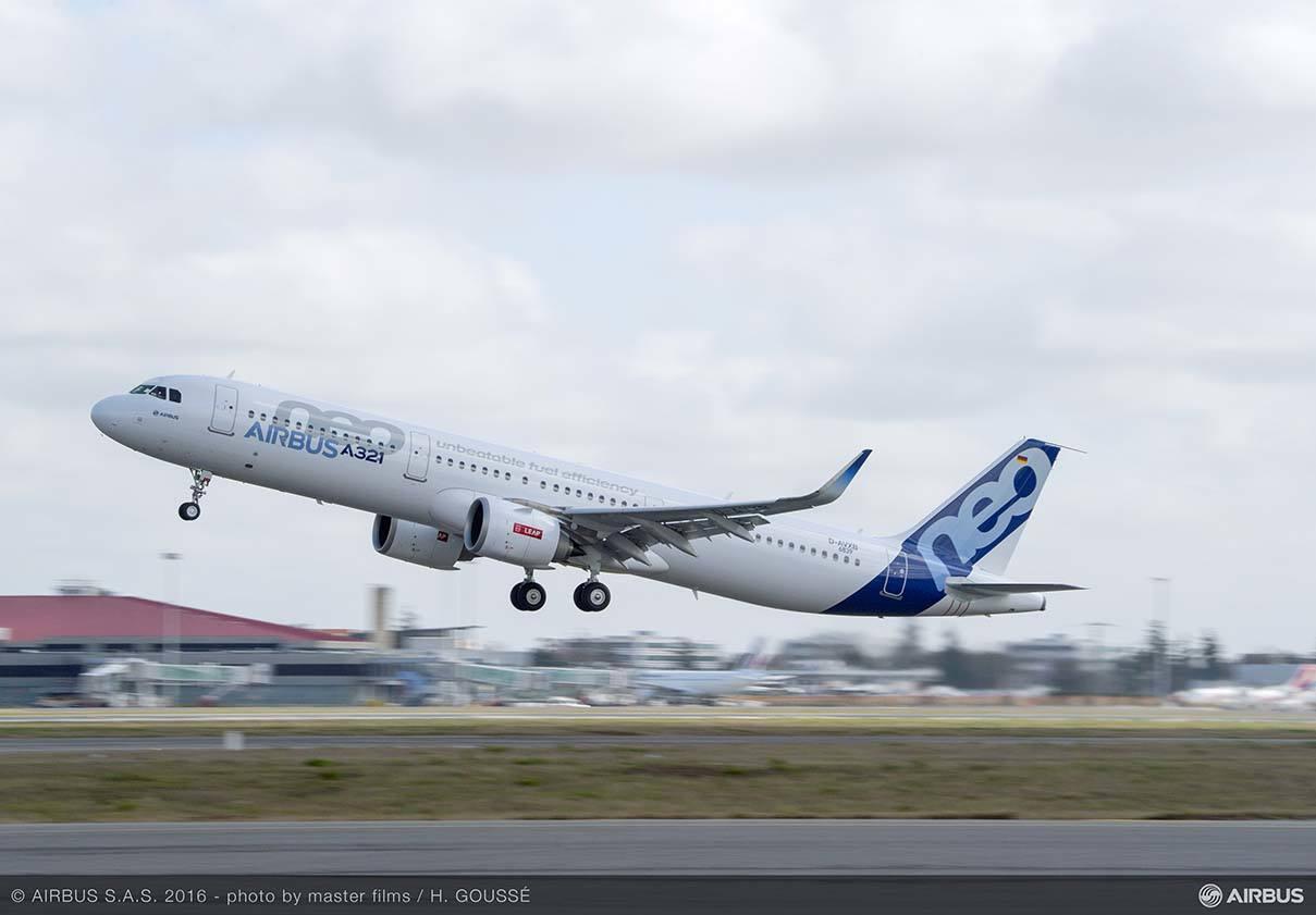 L'A321neo motorisé par deux Leap-1A reçoit sa certification de type