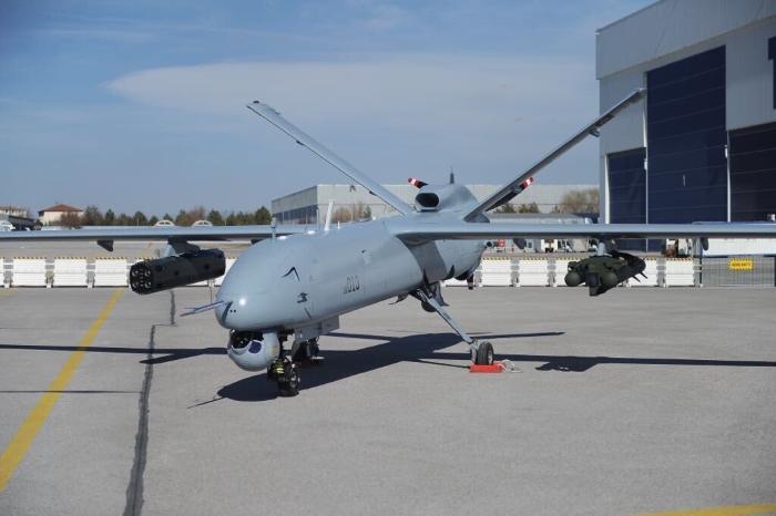 Drones armés turcs pour les Saoud