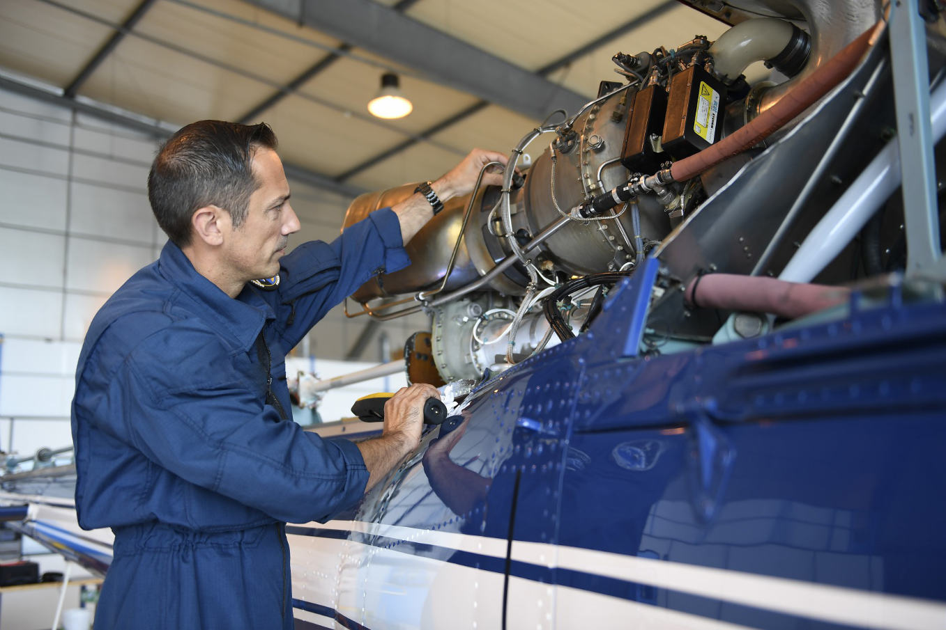 Helitech: Safran Helicopter Engines upgrades support services