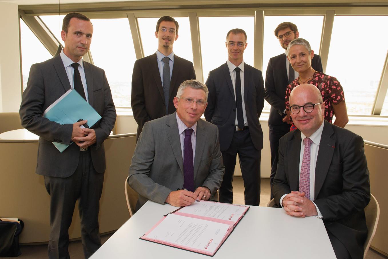 ArianeGroup rejoint Pacte PME