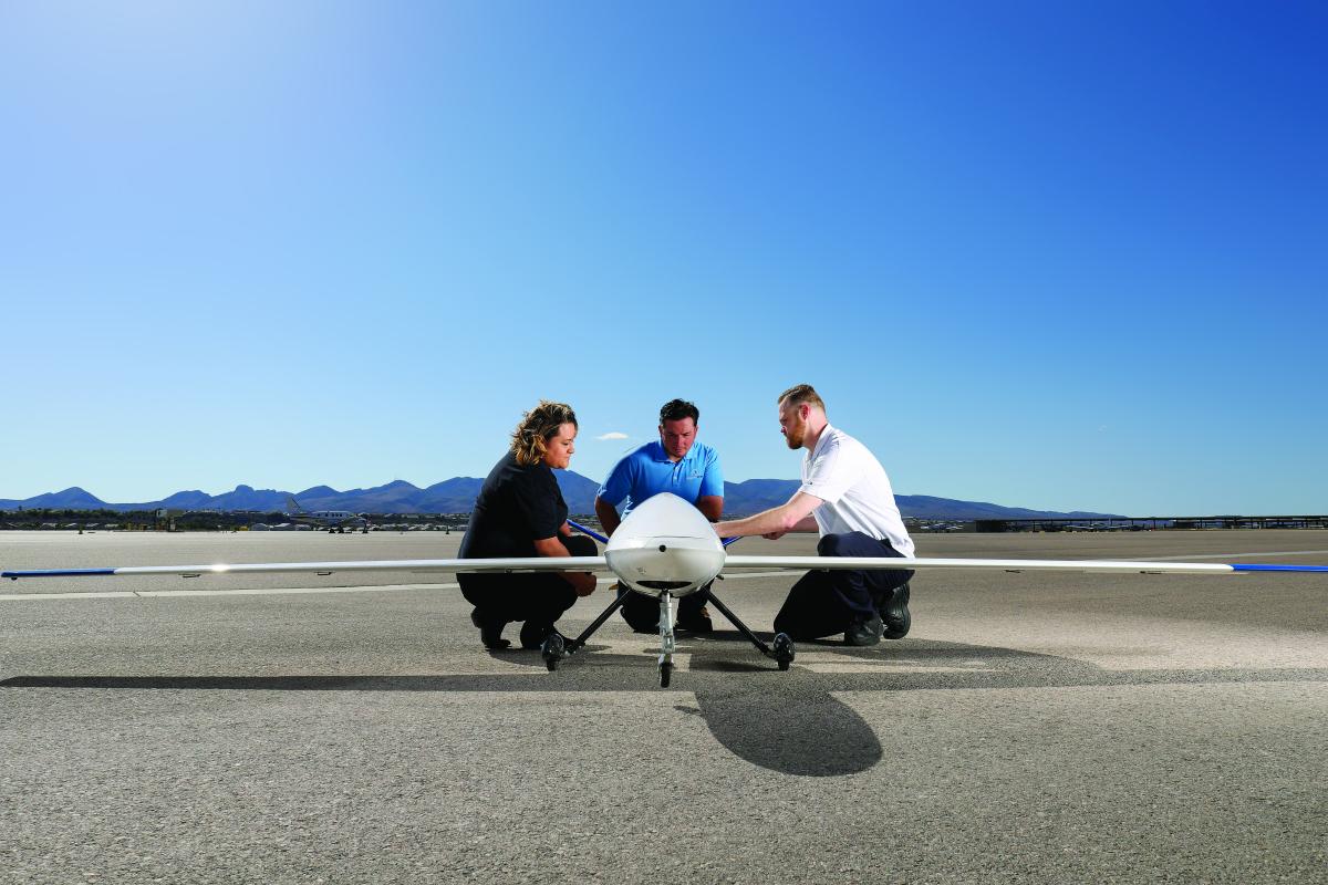 MRO : Barfield joue la carte du drone