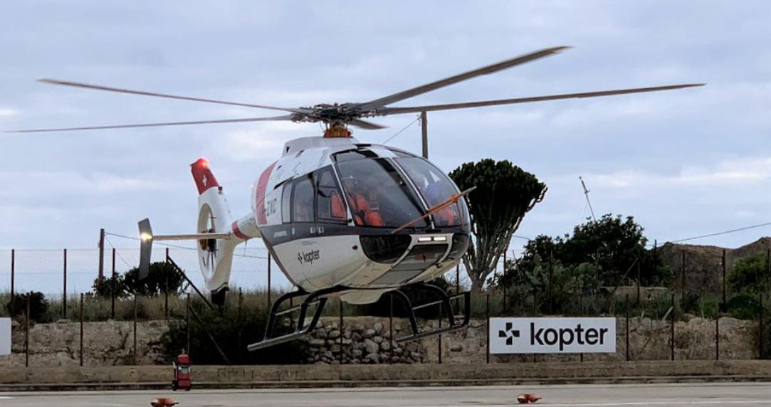 Kopter finalise la conception du SH09
