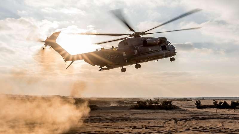 L'Allemagne renonce à son projet d'hélicoptère lourd