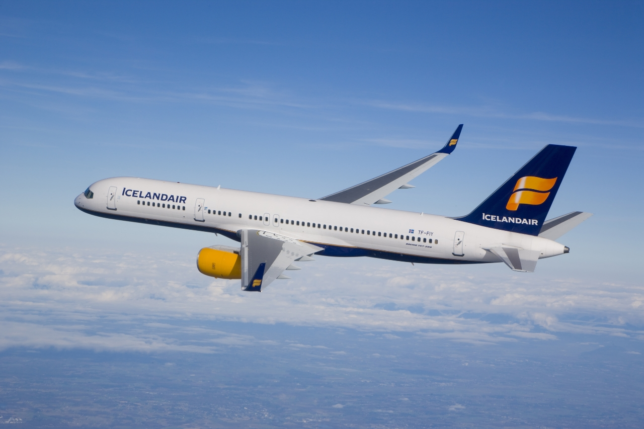 Icelandair propose à ses clients de réserver leurs billets sur Facebook