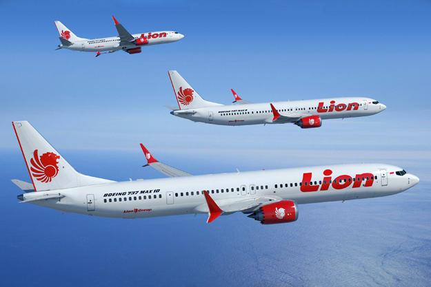 Lion Air et Flydubai pèsent 502 Boeing 737 MAX
