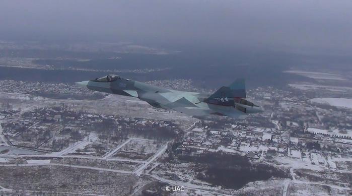La Russie lance la production en série du Su-57