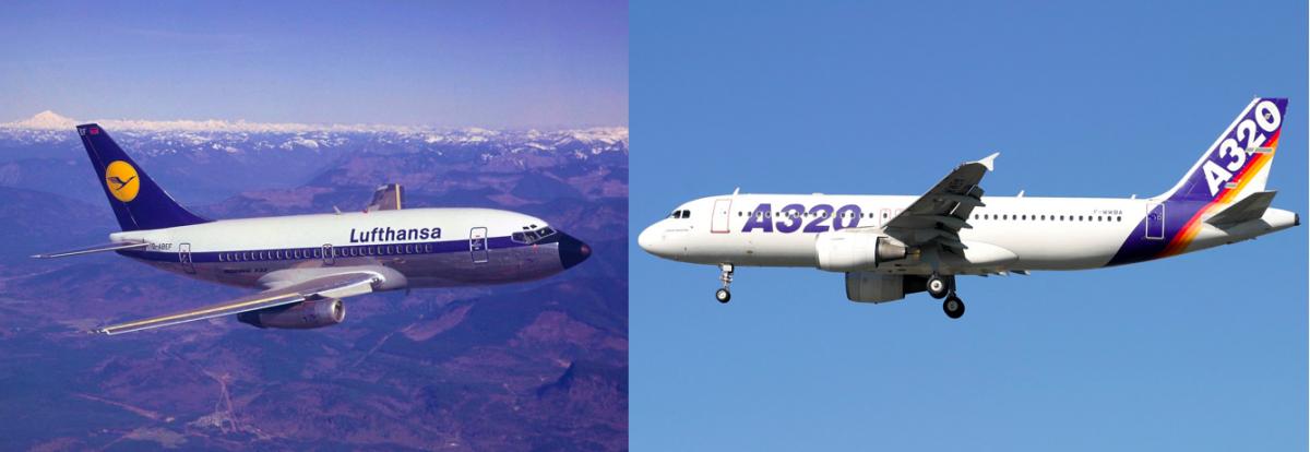 737 VS A320, une rivalité historique - Partie 1