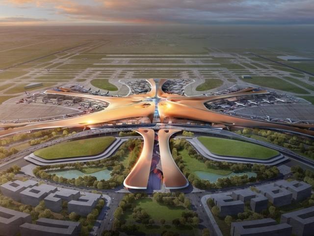 Plusieurs compagnies de Skyteam vont déménager au nouvel aéroport de Beijing