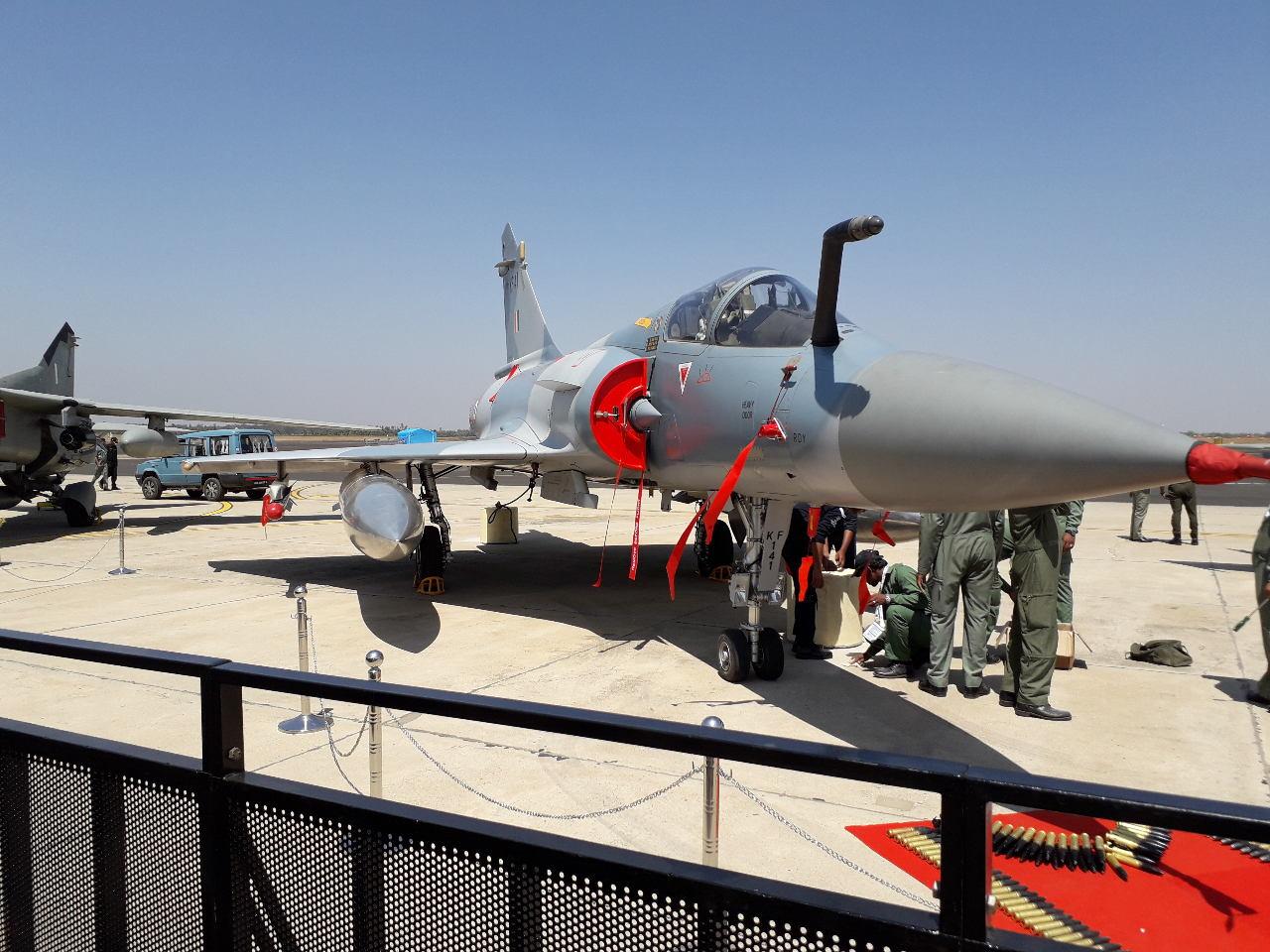 Les Mirage 2000 indiens frappent au Pakistan