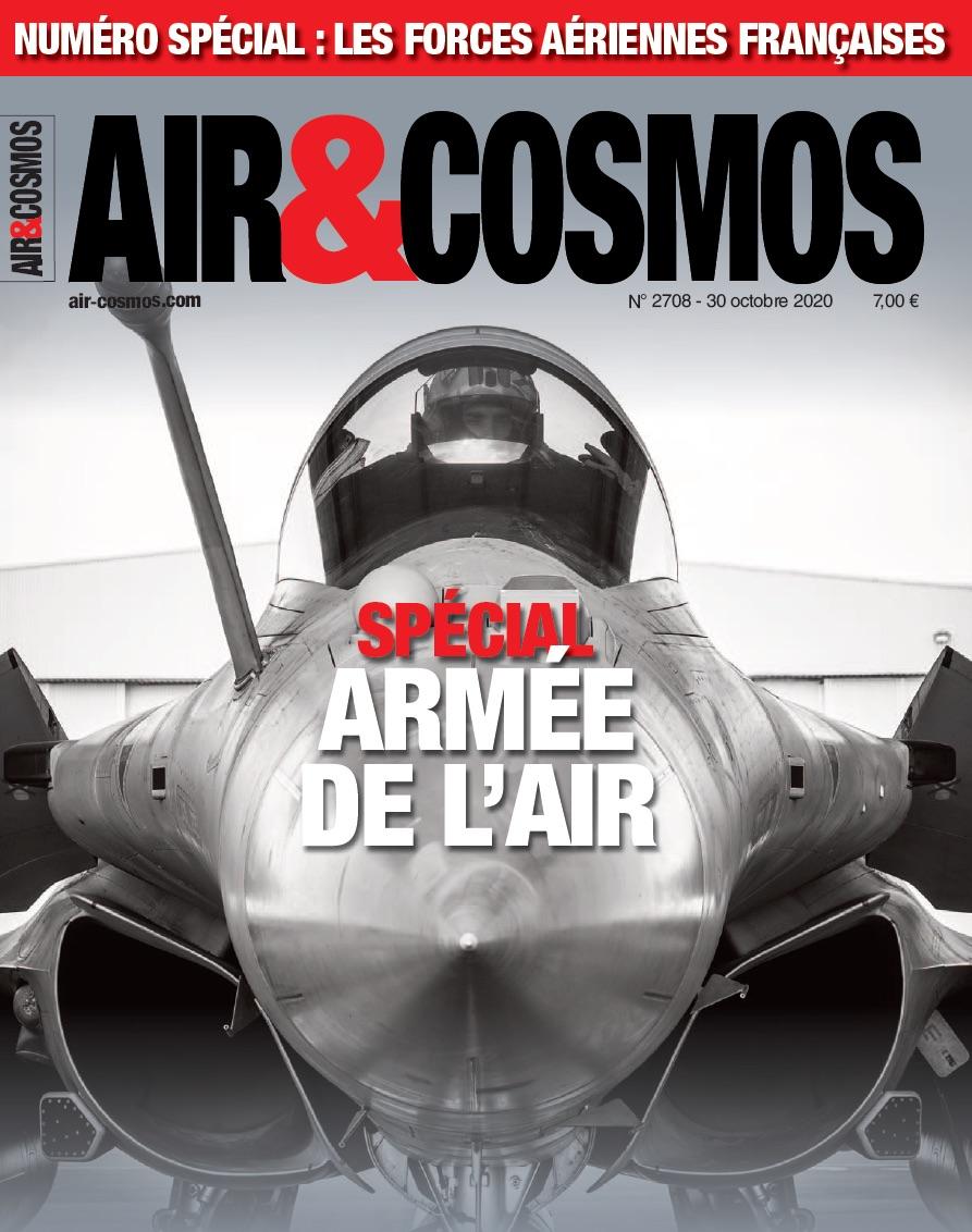 Armée de l'Air française : édition spéciale à paraître le 30 octobre