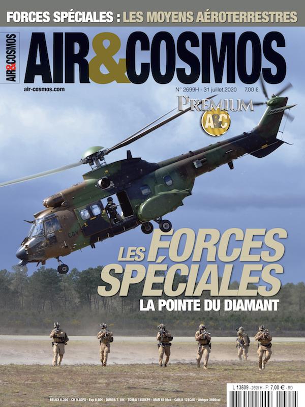 Dossier FORCES SPECIALES, cette semaine dans Air et Cosmos magazine