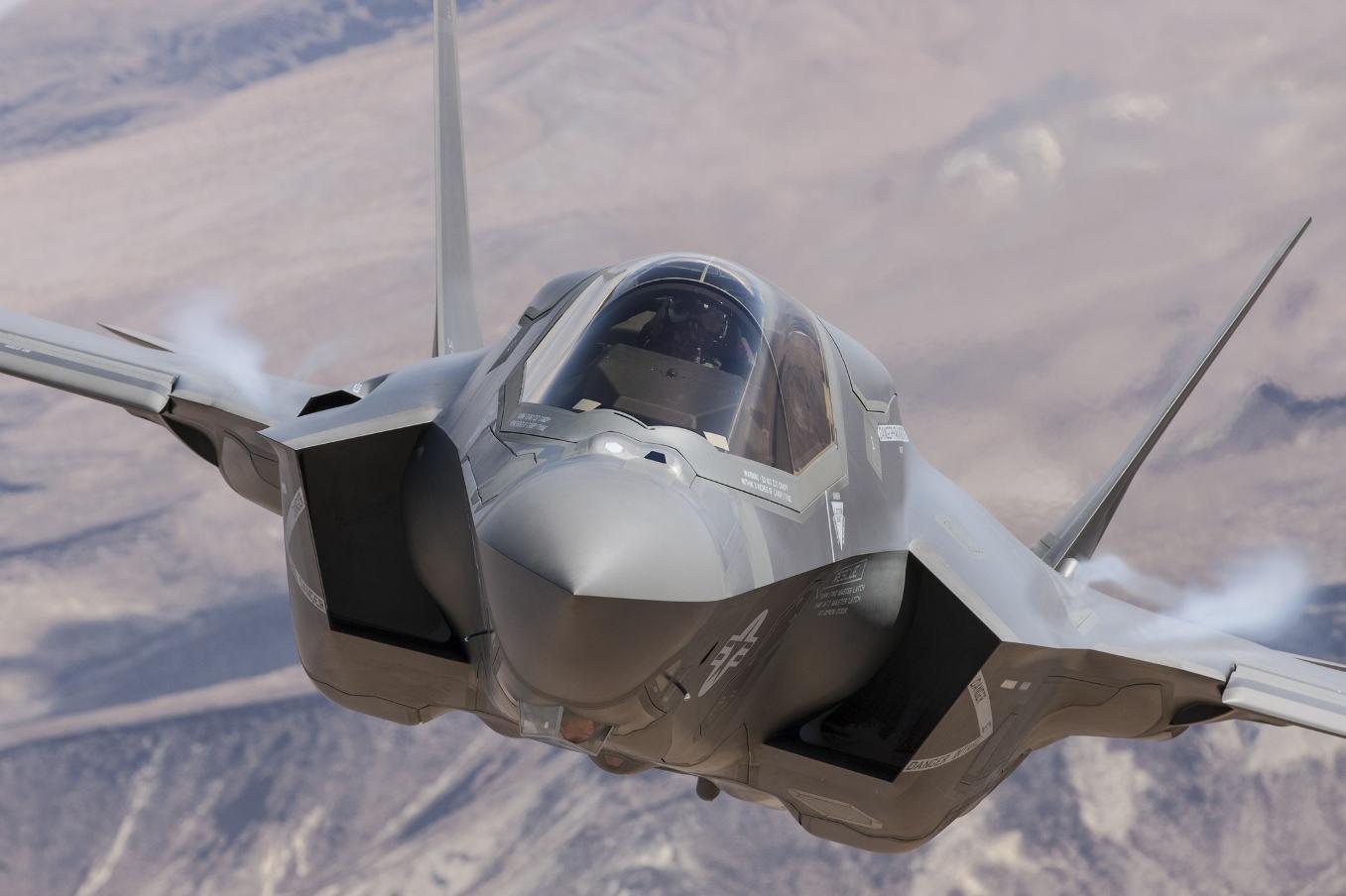 L'hypoxie stoppe les vols de F-35A à Luke AFB