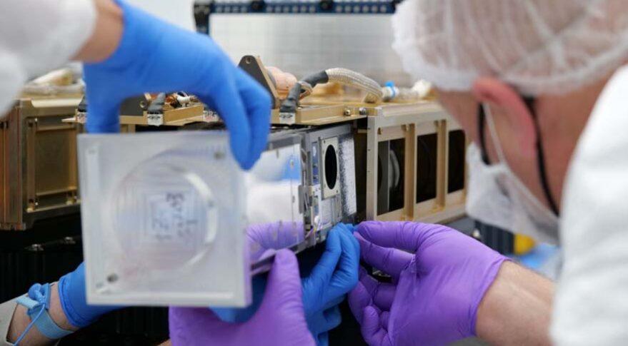 Spatial Militaire: Cube Sat et systèmes antimissiles