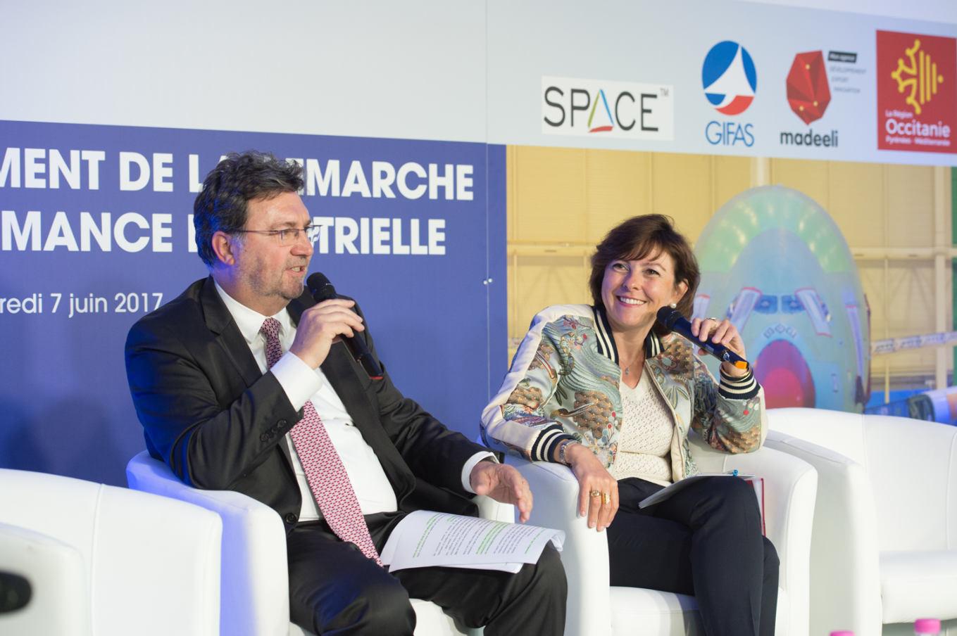 La région Occitanie et le Gifas lancent la phase 2 de Performance industrielle