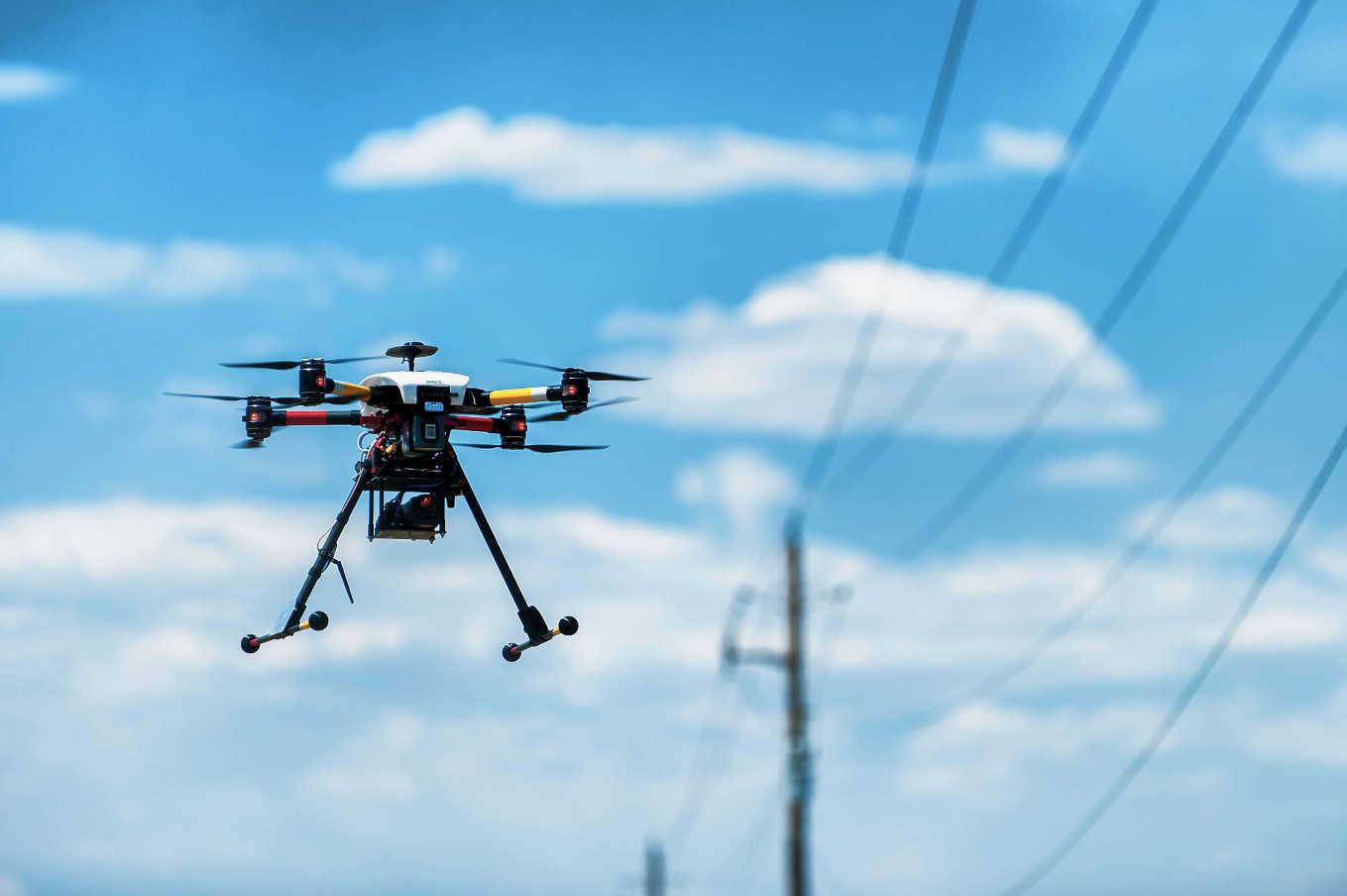 Thrush Aircraft et Drone America s'associent pour développer un drone bombardier d'eau