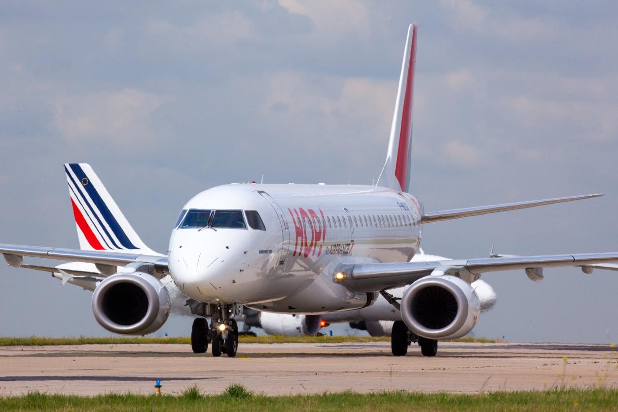 HOP! Air France fête la première année de la Navette à Montpellier