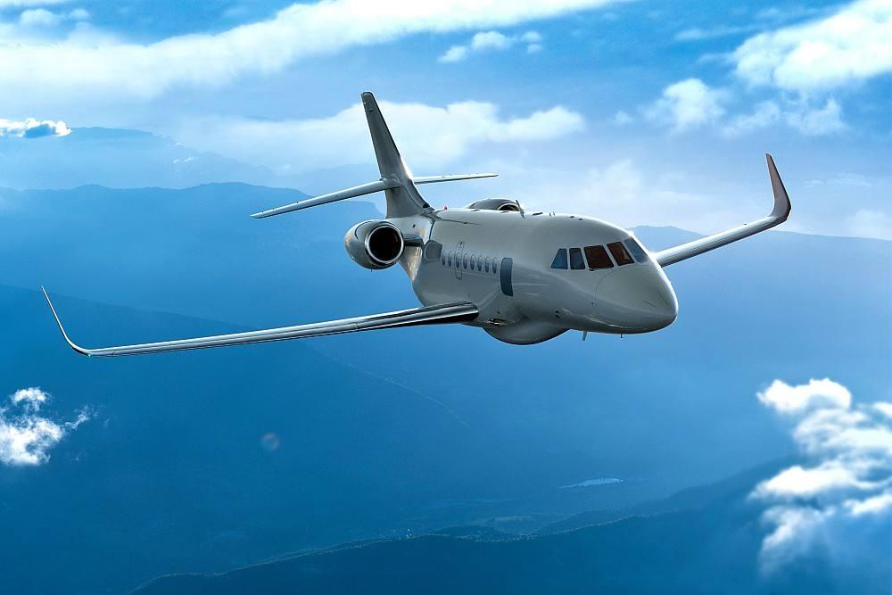 Japan Coast Guard orders fifth Falcon 2000 MSA