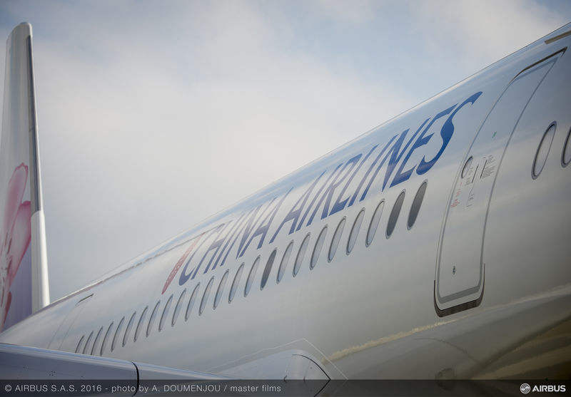 MRO : Airbus s'associe à China Airlines