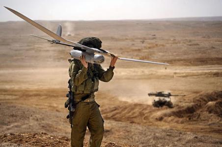 Israël a abattu l'un de ses drones