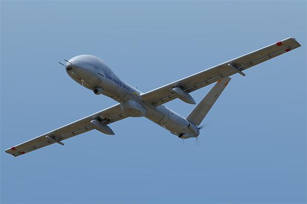 Nouveau contrat export pour les drones d'Elbit Systems