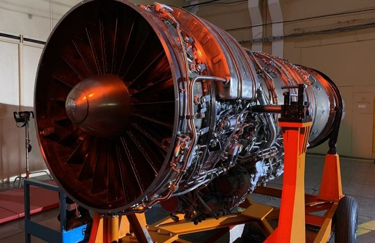 Salyut améliore le turboréacteur du Yak-130