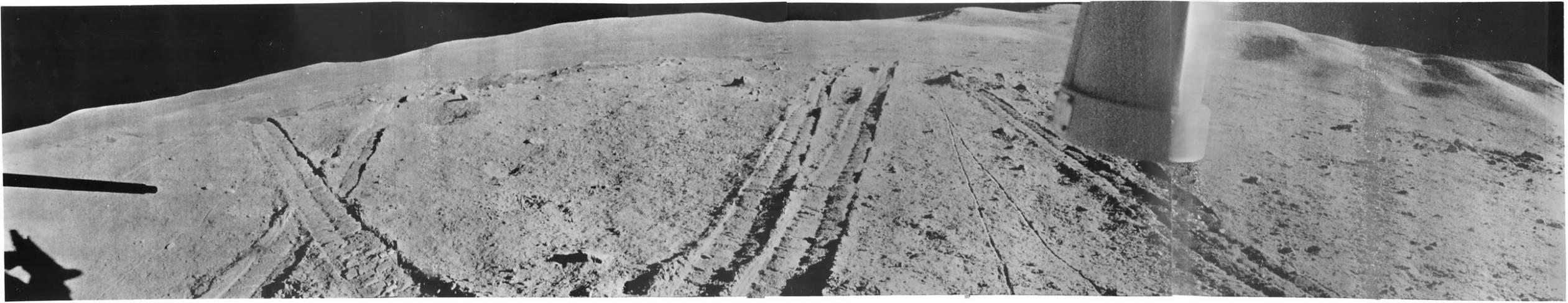 Quand les Soviétiques roulaient sur la Lune