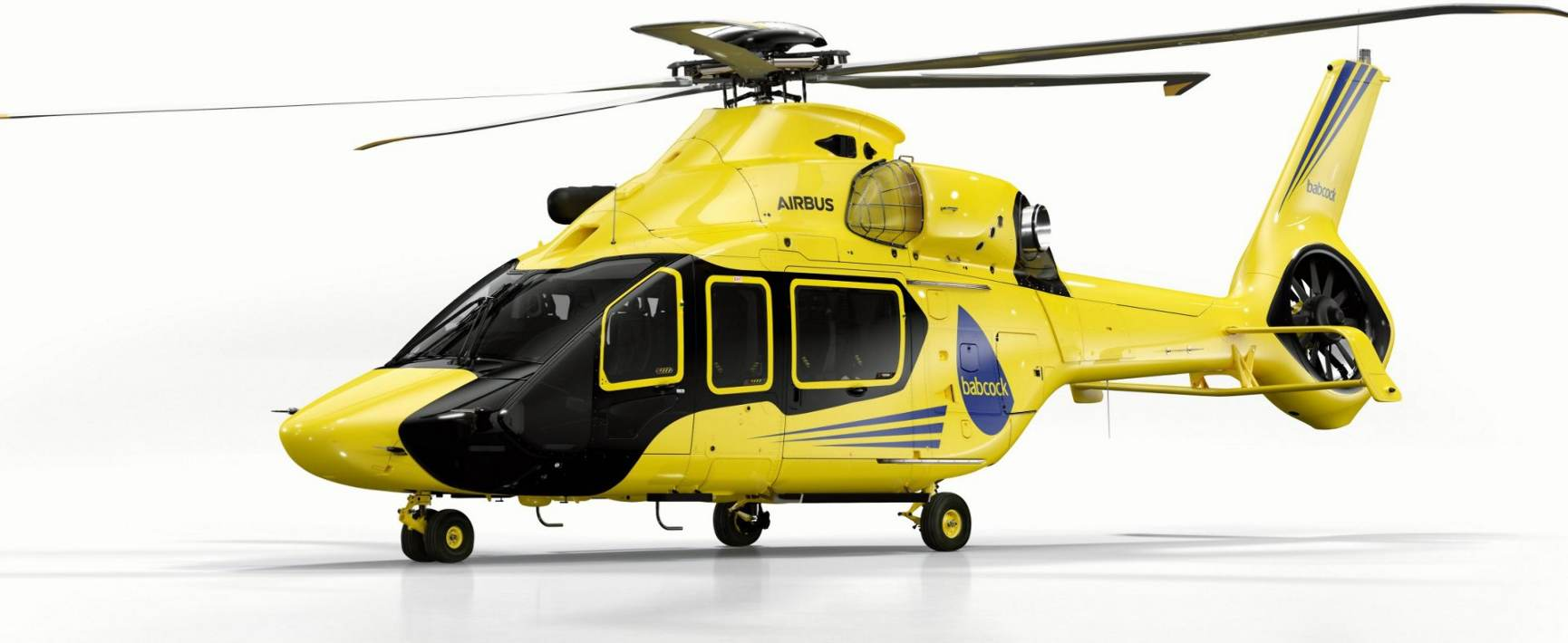 Babcock to become H160 launch customer