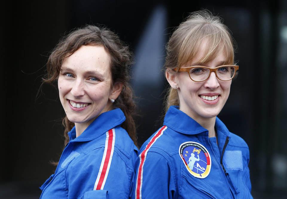 Die Astronautin : une Allemande dans l'espace