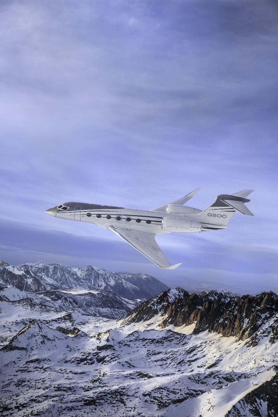 EBACE 2018 : Le Gulfstream 500 proche de la certification