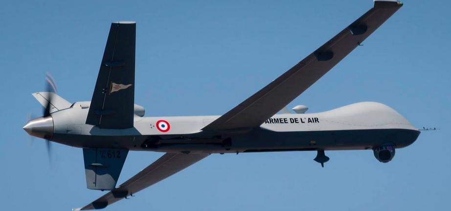 Armée de l'Air : Le Reaper s'entraîne en Espagne