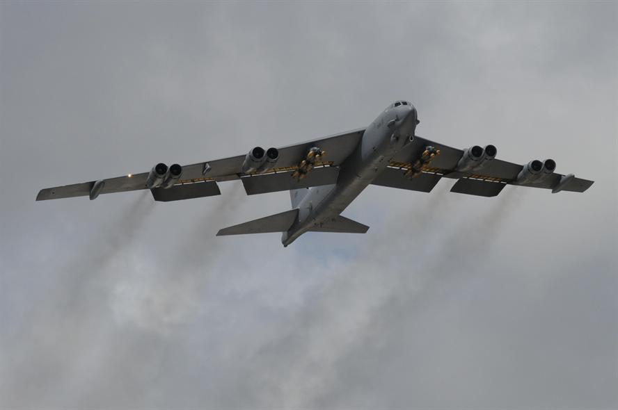 L'USAF veut engager ses B-52 contre Daech
