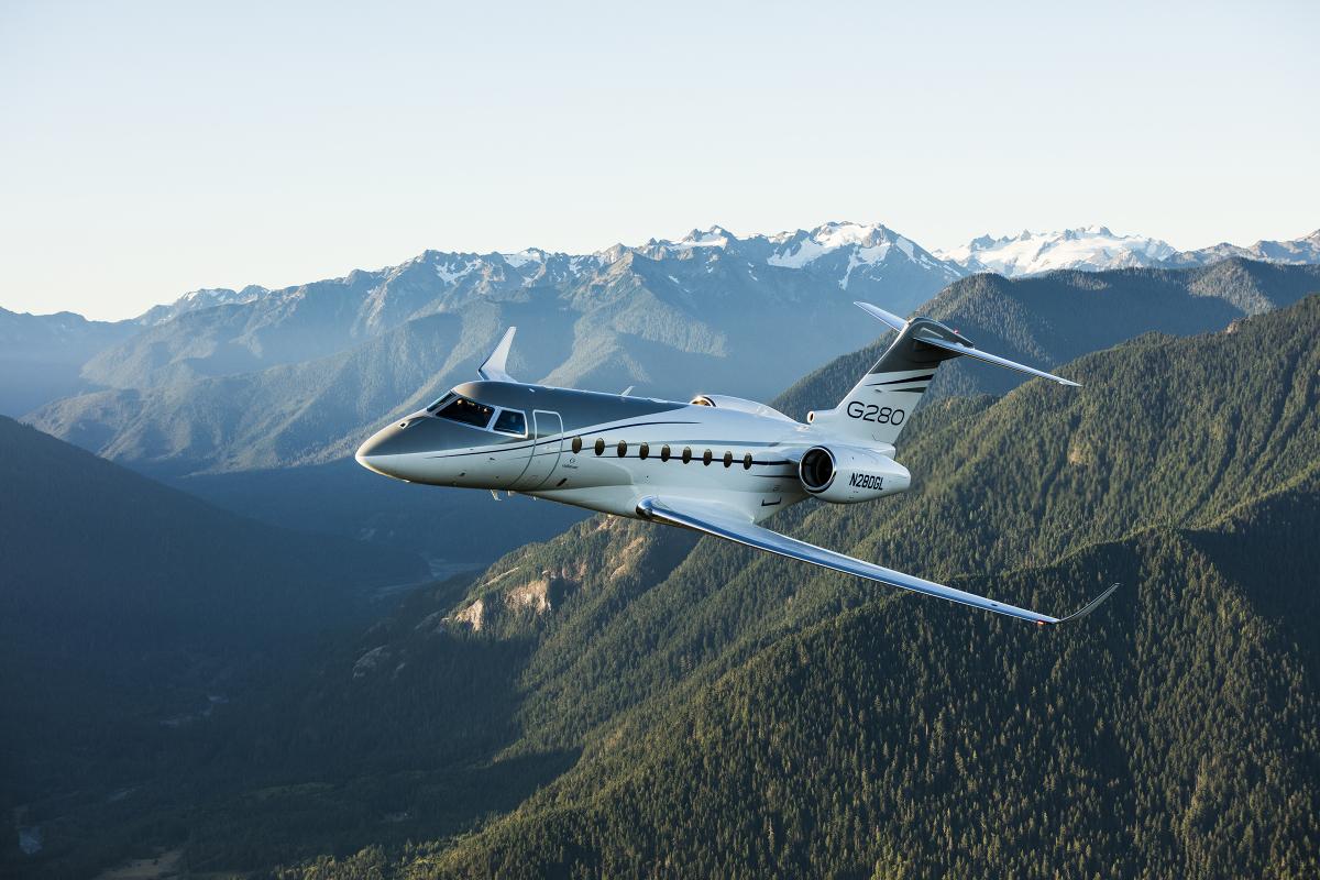 Gulfstream ajoute de nouvelles caractéristiques au G280