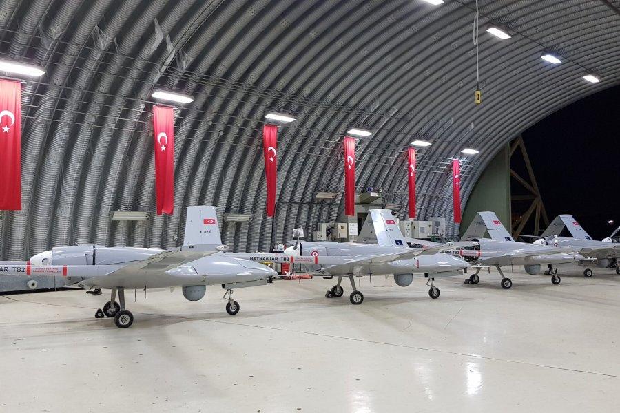 Algérie/Maroc: Des drones armés turcs pour Rabat