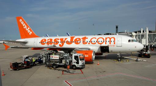 Easyjet conclut avec SR Technics pour la maintenance de ses A320