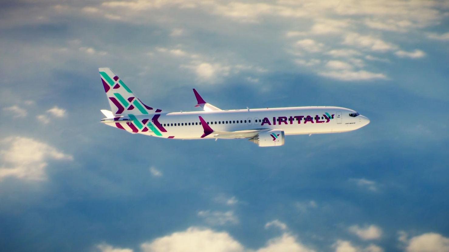Meridiana laisse place à... Air Italy