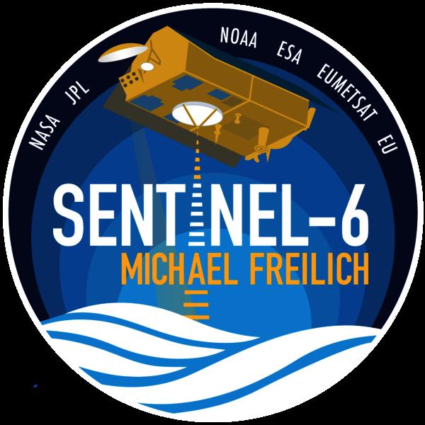 SpaceX a mis à poste le premier Sentinel 6 de l'UE