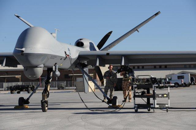 La Tunisie reconnaît la présence de drones US