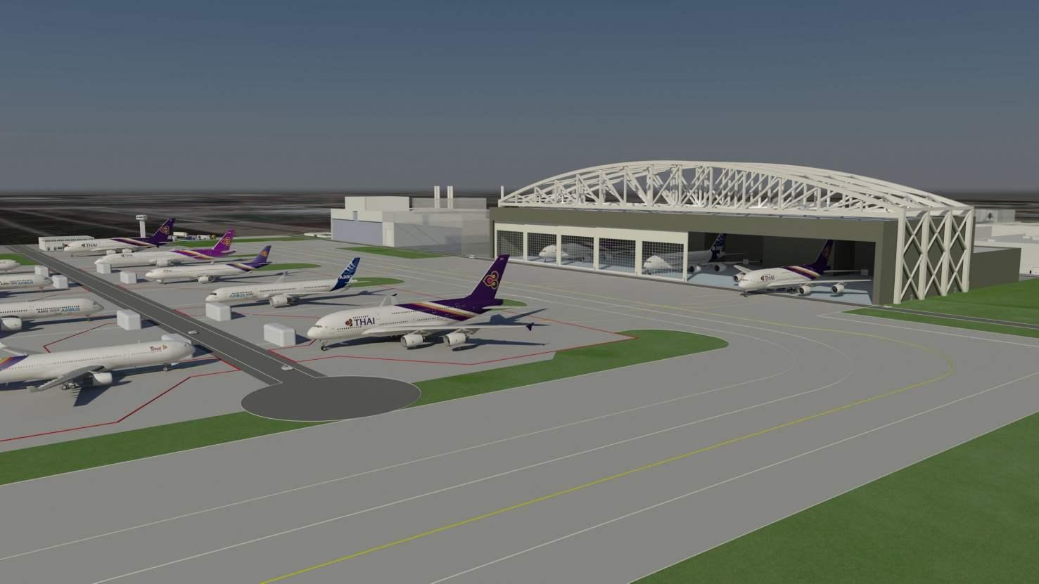 Airbus, THAI confirm MRO joint venture