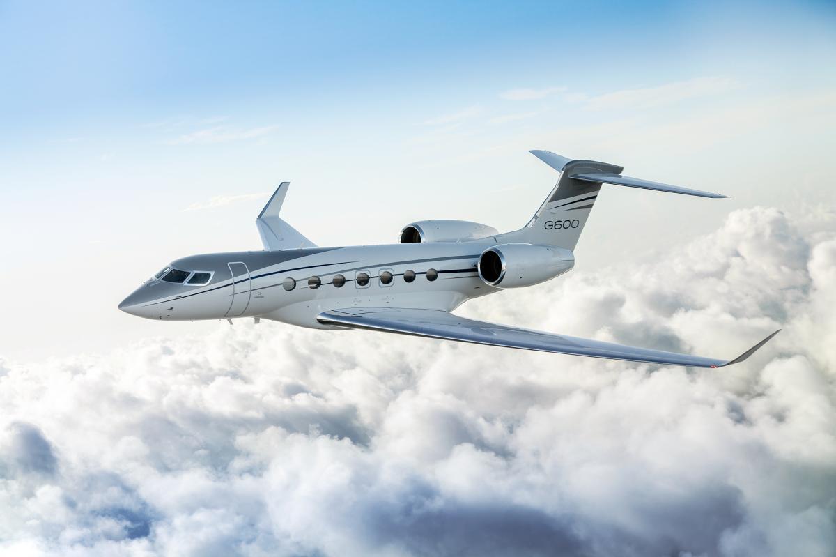 Bons résultats pour Gulfstream Aerospace au cours des 6 premiers mois 2019